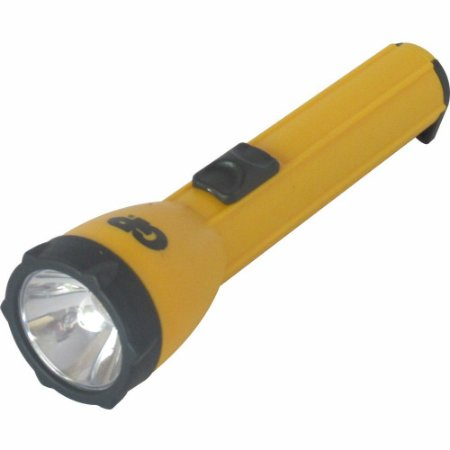 Lanterna GP Searcher L031 com 2 Pilhas AA