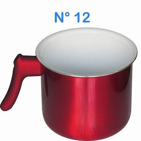 Canecão com Revestimento Cerâmico N° 12 Vermelho