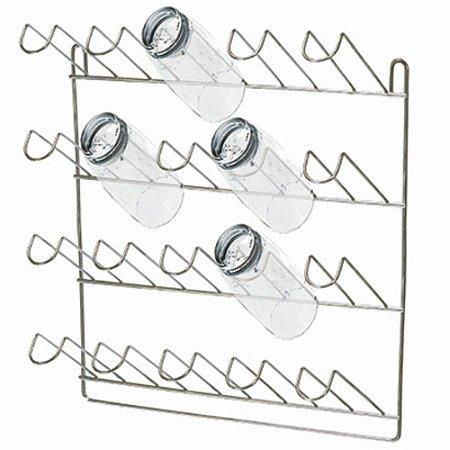 Escorredor de Copos de Parede para 20 Copos