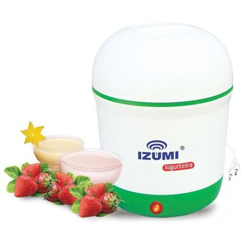 Máquina De Fazer Iogurte Natural  Iogurteira Elétrica  1 Litro