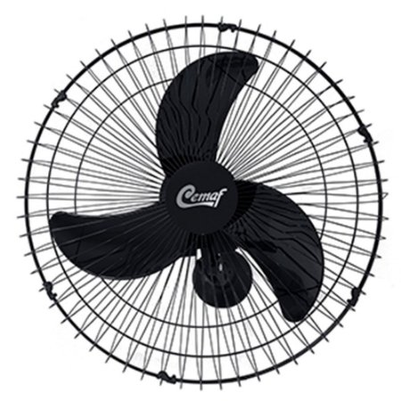 Ventilador Parede 60cm 3 hélices 250w Vazão Nominal 220 M³/Min