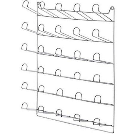 Escorredor de Copos de Parede para 30 Copos