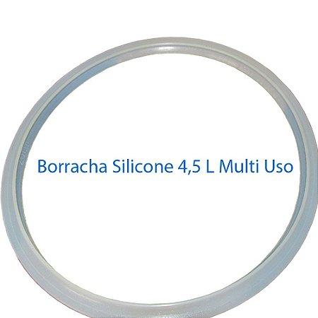 Borracha Silicone 4,5L Multi Uso
