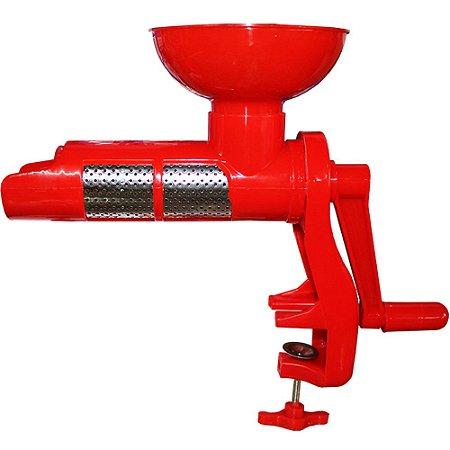 Máquina Moedor Para Fazer Molho De Tomates Polpas Sucos