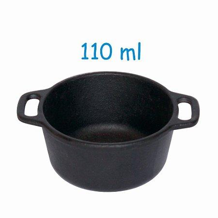 Cumbuca De Ferro Fundido 110 Ml