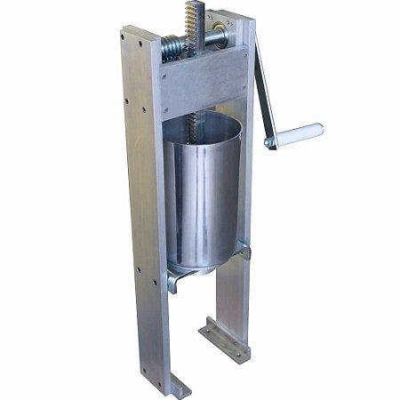 Masseira de Churros 2,5 Kg em Alumínio Fundido com Engrenagem Profissional
