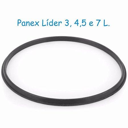 Borracha de Panela de Pressão Panex Líder 3, 4,5 e 7 Litros