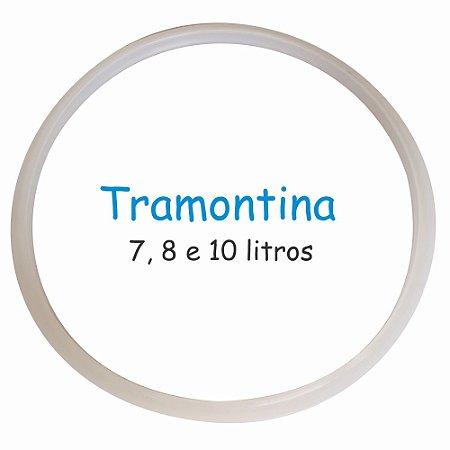 Borracha de Panela de Pressão Tramontina 7, 8 e 10 Litros Silicone