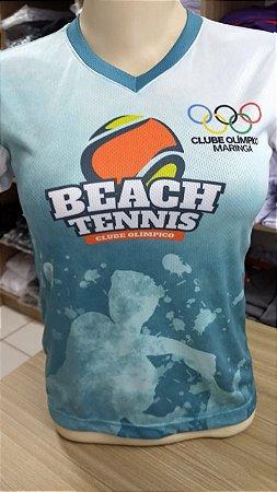 Camiseta sublimação total dri fit