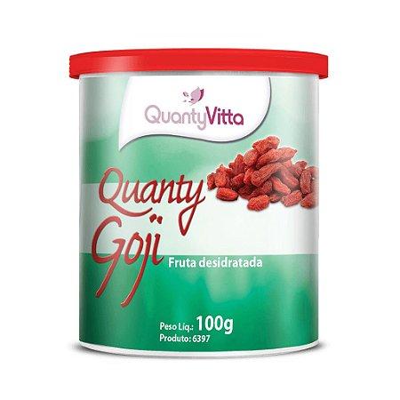 Quanty Goji - Fruta desidratada - 100g - QuantyVitta