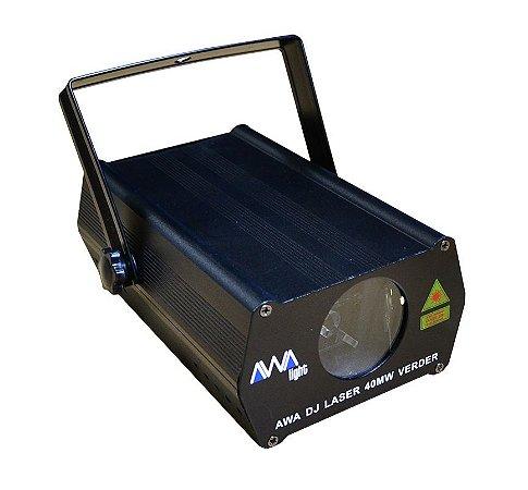 Laser awa 40mw verde