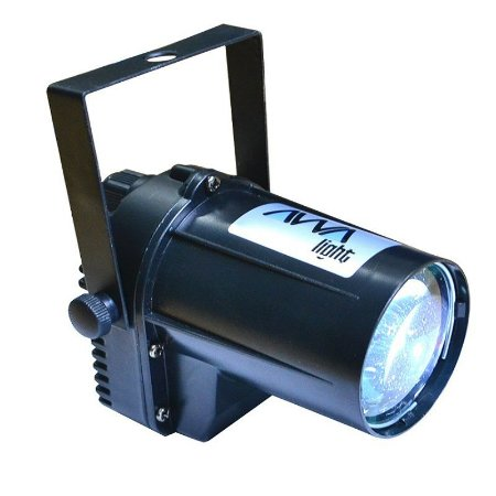 Refletor led pinspot light 3w