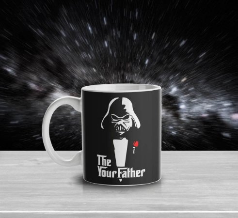 Caneca The Your Father