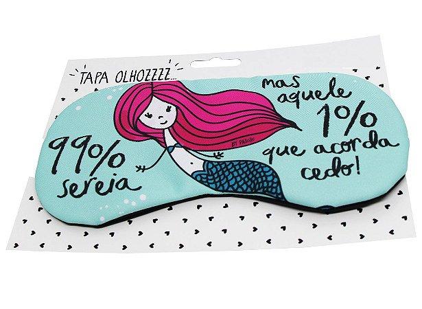 Tapa Olhozzzz - 99% Sereia
