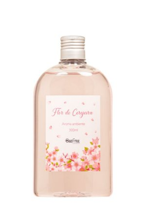 Refil Difusor de Ambiente 300 ml - Flor de Cerejeira