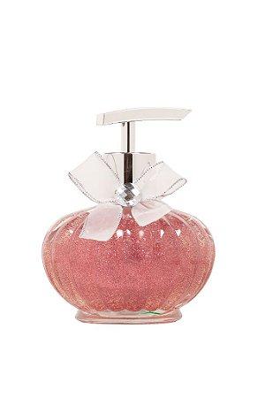 Sabonete Líquido glitter 230 ml - Flor de Cerejeira Rosa