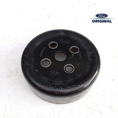 Polia da bomba d´água do motor Ford Sigma 1.6 16v - AE8Q 8509AA
