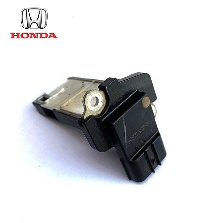 Sensor Fluxo Caixa Filtro Ar - Honda Civic 1.8 16v 12/15
