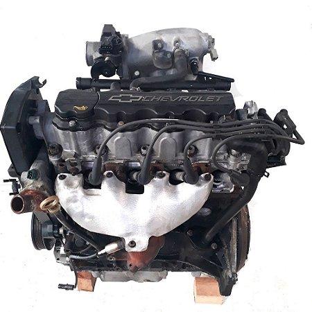 Motor Chevrolet 2.0 8v injeção gasolina - Astra / Vectra / Kadett / Meriva