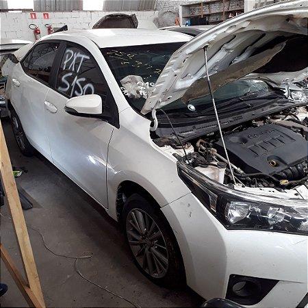 Sucata Peças Toyota Corolla Xei 2016/2017