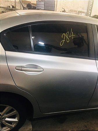 Porta Traseira Direita Honda Civic 2017- Original s/ acessórios Lado Direito