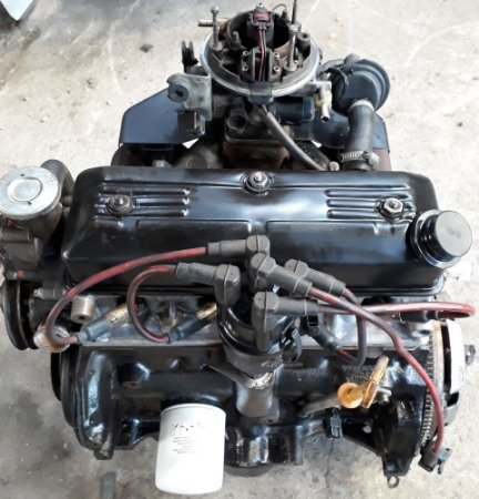 Motor CHT 1.0 Gasolina 8V