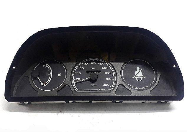 Painel instrumentos velocímetro Fiat Uno Mille de 1995 à 2000