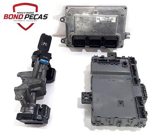 Kit módulo de injeção Honda Civic 1.8 16 válvulas