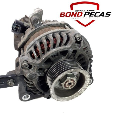 Alternador do Honda Civic 1.8 16 válvulas 2012 à 15