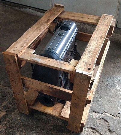 Motor AT 1.0 8 válvulas à gasolina do Gol / Parati / Saveiro