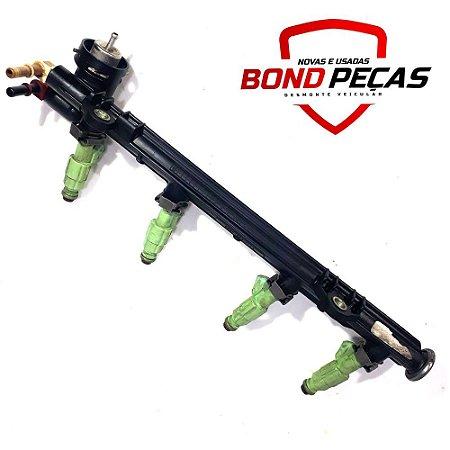 Flauta com bicos injetores Ford Ka / Fiesta 1.0 1.3 - Endura 98BF9E31711