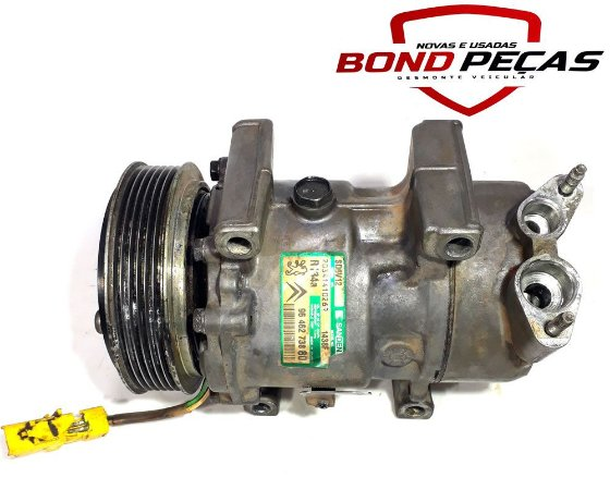 Compressor Ar condicionado Peugeot 206 1.6 16 v