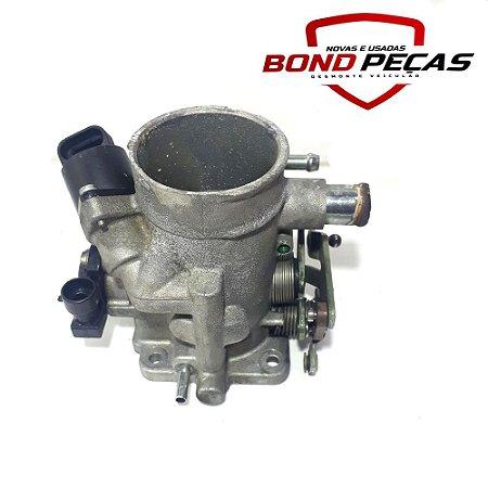 Corpo de  Borboleta Tbi do Corsa 1.0 8 válvulas Mpfi gasolina