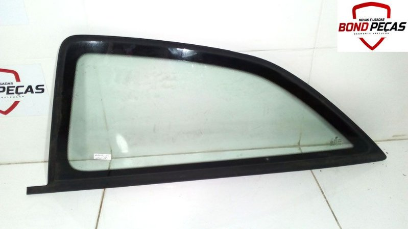 Vidro lateral esquerdo do astra 2 portas