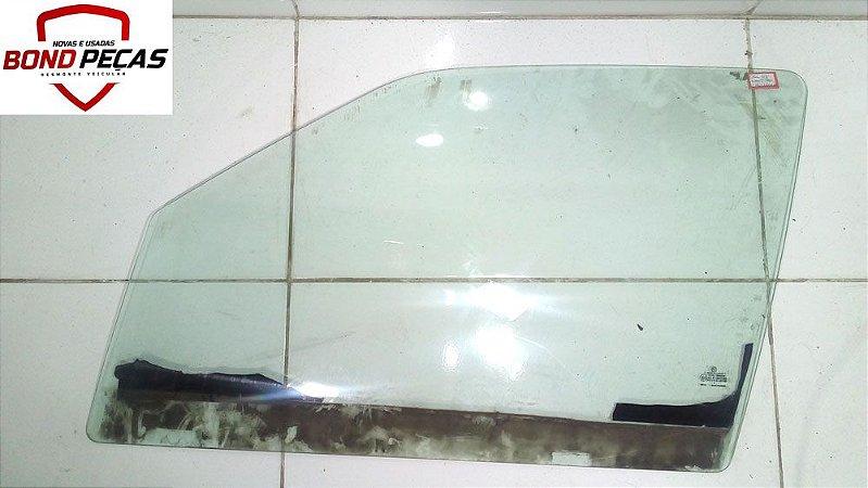 Vidro da porta dianteira lado esquerdo do Gol G2 G3 G4 4 portas 99 á 07
