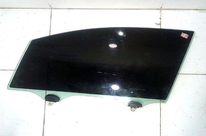 vidro da porta dianteira lado esquerdo do Honda Civic 02 á 05 4 portas