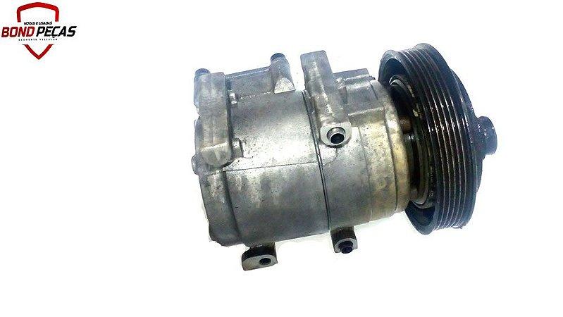 Compressor do ar condicionado do Fiesta 1.6 8 Válvulas 07 á 2014