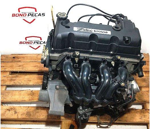 Motor Ford Ka / Fiesta Zetec Rocan 1.0 8 Válvulas Gasolina