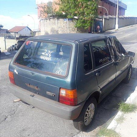 Sucata Fiat Uno Fiasa 99 / 2000 1.0 8v - Retirada de peças