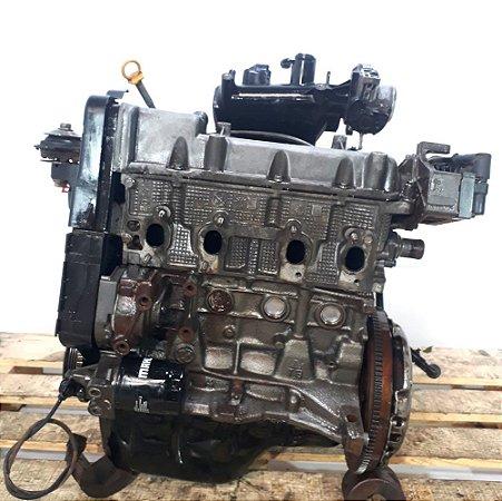 Motor parcial do Palio / Uno Fire 1.0 8 válvulas Flex