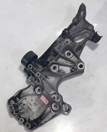 Suporte Compressor / Alternador Clio 1.6 8v Original