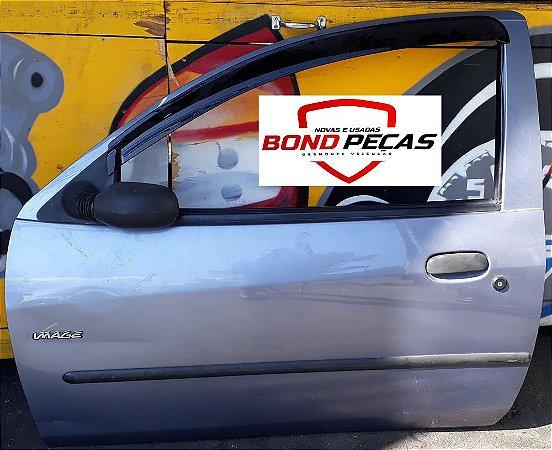Porta Lado Esquerdo Ford Ka 1997 á 2005 Original