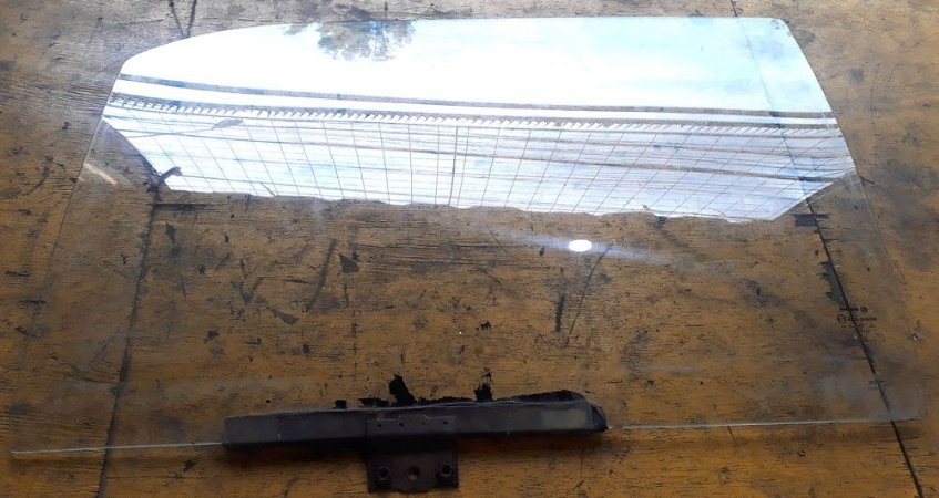 Vidro Porta Santana 91 á 95 Lado Esquerdo