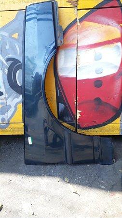 Paralama Fiat Uno lado direito Original - sem detalhe