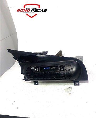 Radio Toca Fita com Relógio  Palio Original 96 á 2000