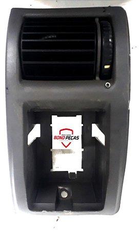 Difusor do Ar  com Moldura do Botão Farol Astra Esquerdo 99 á 2003