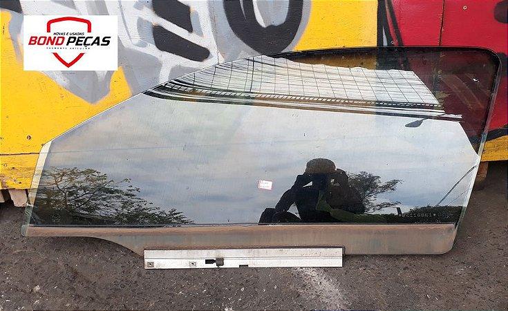 Vidro da porta Astra Dianteira Esquerda 97 á 2011