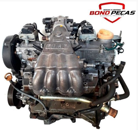 Motor do Fiat Palio / Uno Mpi 1.0 - Fiasa