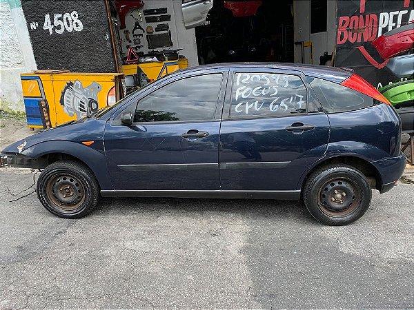 Sucata para venda de peças do Ford Focus 1.8 16v  Ano 2002
