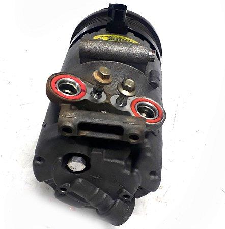 Compressor do ar condicionado Ford Focus 1.6 2009 à 2013